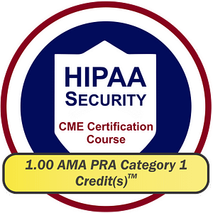 EPICourses HIPAA Security CME Logo - Large